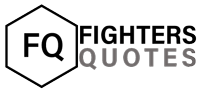Fighters Quotes Logo